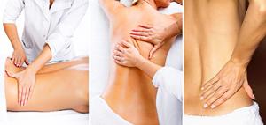Лечебный массаж при заболеваниях позвоночника