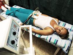 Физиотерапия при заболеваниях позвоночника