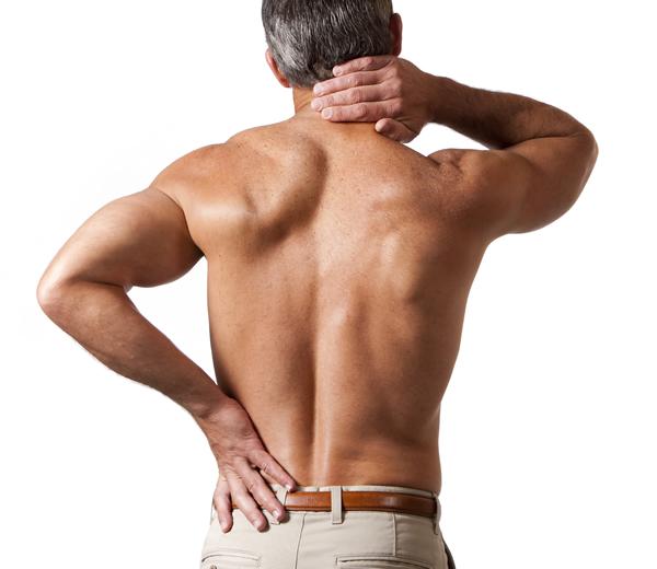 мышечный спазм спины